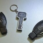 Riproduzioni chiavi Mercedes